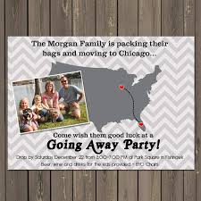 going away party invitations going away party invitation moving farewell party invitation