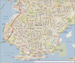 Map Of Brooklyn Ny Brooklyn Area Map Seebyseeing