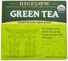 amazon tea amazon com bigelow organic green tea 40 count boxes pack of 6
