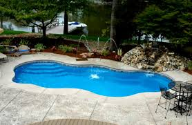 Backyard Pool Design Inground Pool Designs For Small Backyards Home Design Ideas