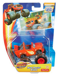 muddy monster truck videos amazon com fisher price nickelodeon blaze u0026 the monster machines