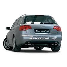 for audi a4 2 0 tdi audi a4 2 0 tdi 140 hp sedan avant 05 09 audi exhaust