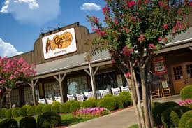 cracker barrel sets date for first california restaurant country