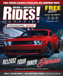 rides magazine june 15 2017 by stott media issuu