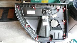 diy 2005 xc90 inner door handle fix can u0027t open from inside