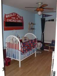 Chicago Cubs Crib Bedding New York Yankee Room Decor Search Pinterest