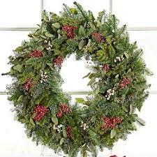door wreaths williams sonoma