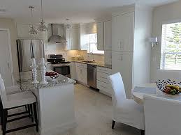 Cheap Kitchen Cabinets Melbourne Shaker White Painted Cabinets Florida Kitchen Photos