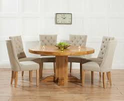 solid oak round dining table 6 chairs round oak dining table and 6 chairs best 25 oak furniture superstore
