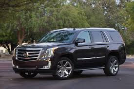 2015 luxury trucks 2015 cadillac escalade 4wd luxury photo gallery autoblog