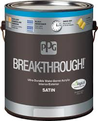 break through u003csup u003e u003c sup u003e interior exterior paint from ppg porter