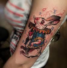 100 alice wonderland tattoos tattooblend