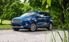 Ford Escape Titanium - 2017 ford escape pictures photo gallery car and driver