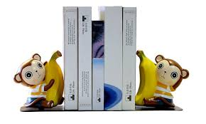 Desk Organizer Kids by Eastyle Cute Monkey Nonskid Bookend Art Bookends For Kids Desk