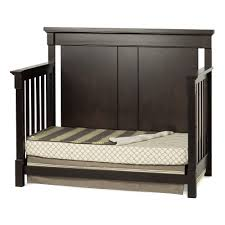 Crib Converts To Bed by Bradford 4 In 1 Convertible Crib Child Craft