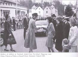 princess diana pinterest fans march 8 1983 princess diana was visiting the small market town