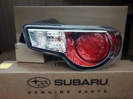 used subaru brz used 2013 subaru brz tail lights for sale