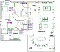 dual master bedroom floor plans master bedroom with his and bathrooms 5 bedroom house plans