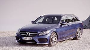 New C New 2015 Mercedes C Class Estate Reveal Promo Youtube