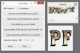 puffafish 0 5beta palette utility for firealpaca by obtusity on