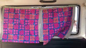 Van Window Curtains Installing Curtains In Van Rooms