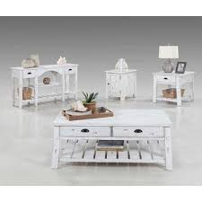 White Distressed Coffee Table White Distressed Coffee Table