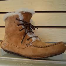 ugg sale jean talon chickadee moccasin allensshoes ugg moccasin chickadee
