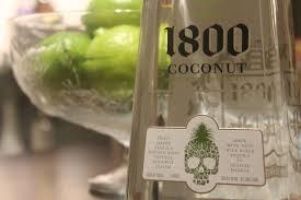 pomegranate margarita 1800 1800 coconut tequila review