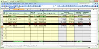 Tracking Spreadsheet Template Excel Excel Portfolio Tracker Moneyscaling