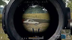 pubg 8x m16 pubg m16 8x car kill youtube