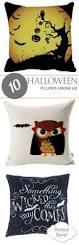 10 halloween pillows under 10 halloween pillows diy pillows for