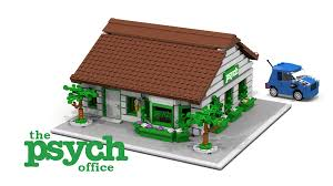 Lego Office by Lego Ideas The Psych Office