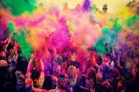 what s the fact holi why is it celebrated in india the most