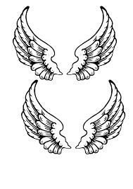 wings 1 clip at clker com vector clip