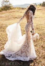 lace wedding dress with sleeves antique lace wedding dress backless wedding fishtail and