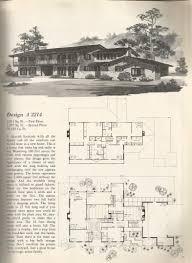 100 vintage home floor plans vintage house plans 2201