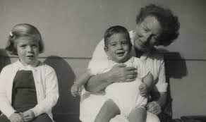 john f kennedy children rare pictures of maud shaw the nanny of john f kennedy s children