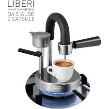espresso maker how it works kamira creamy espresso on the stove features