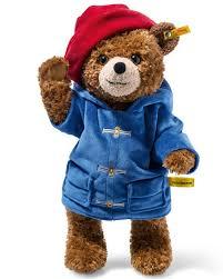 plush paddington bear steiff 38cm teddy bears