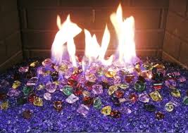 Glass Beads For Fire Pits by Fireplace Glass San Diego
