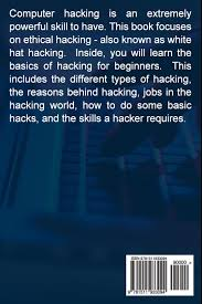 computer hacking a beginners guide to computer hacking how to