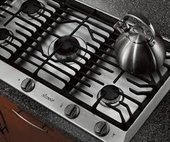 Gas On Glass Cooktop 36 Cooktops Gas Induction Electric