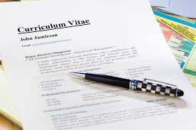 Sample Of Resume For Job Application by Curriculum Vitae Cv Format
