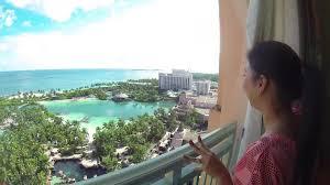 walking tour of atlantis paradise island nassau bahamas hd youtube