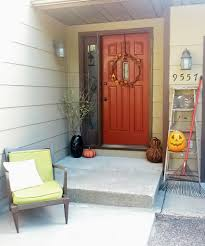 Entrance Decor Ideas For Home by Fall Front Entrance Decor Welcome To The Woods