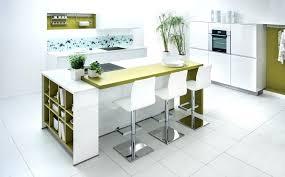 fabriquer une table bar de cuisine table de bar cuisine ilot central bar cuisine fabriquer une table