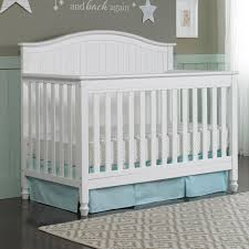 Princeton Convertible Crib Furniture White Nursery Sorelle Princeton Convertible Crib
