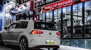gti volkswagen 2014 revozport sharpens up the volkswagen golf gti and r