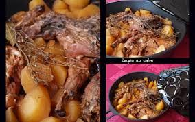 lapin a cuisiner recette tajine de lapin au cidre et aux pruneaux 750g