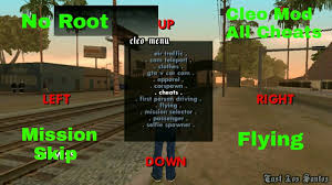 android cheats cleo mod cheats for gta san andreas android without root gaming